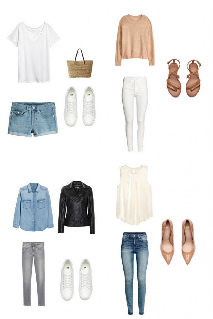 Capsule Wardrobe Outfit Ideas