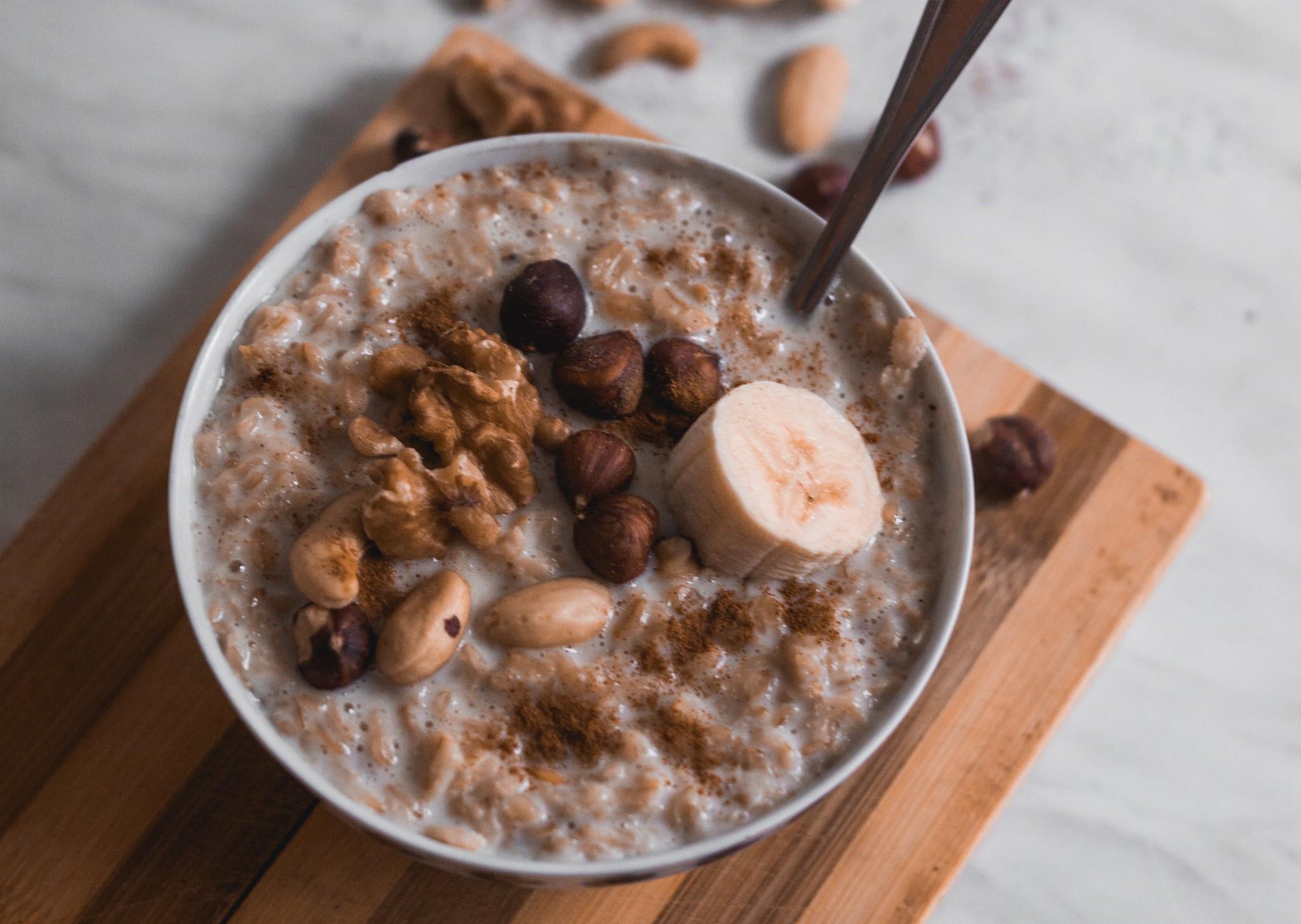 """Grain-Free Coconut """"Porridge"""""""