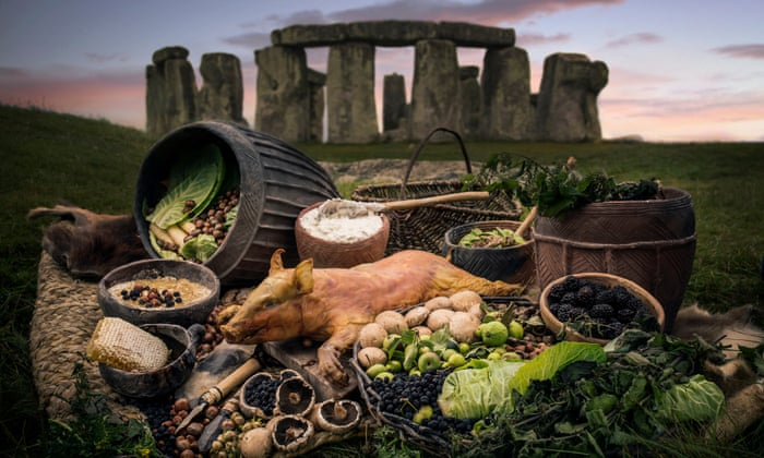 Day 29: Foraging, Hunting and Gathering, Then and Now, June 2021