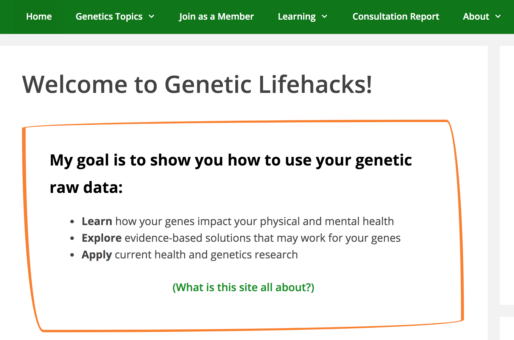 Genetics & Optimising Nutrition – The Year of Health Day 12, June 2021
