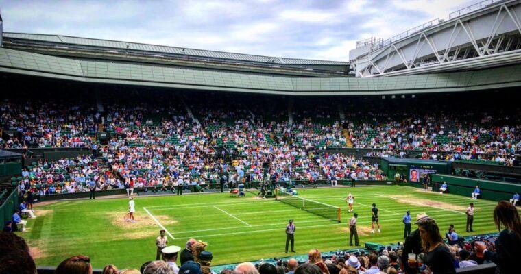 A Day at Wimbledon (TYOH Day 38) July 2021