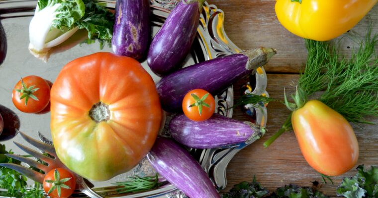 A Delicious Seasonal Recipe for Stuffed Peppers, Day 37 TYOH
